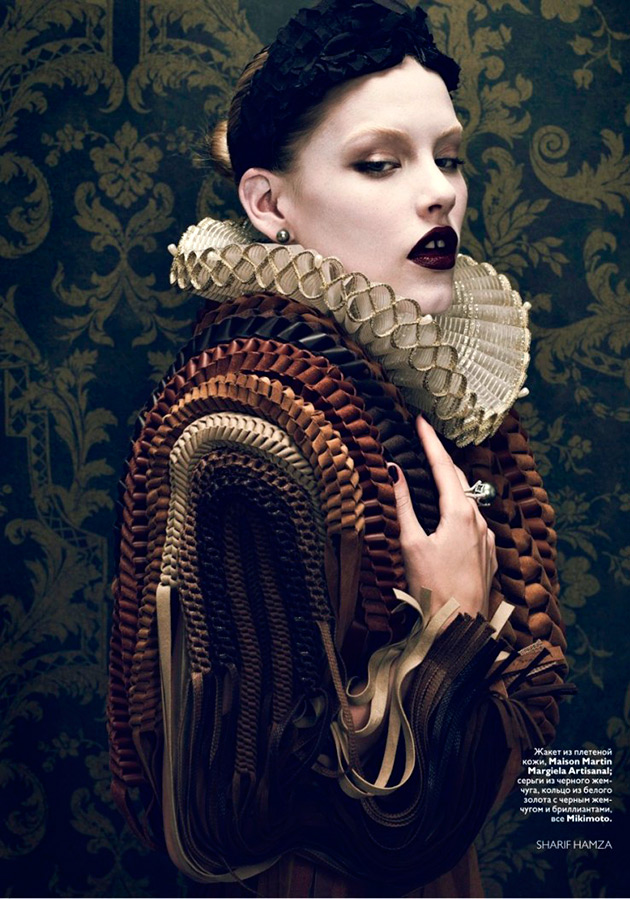 Американская модель Эшли Смит