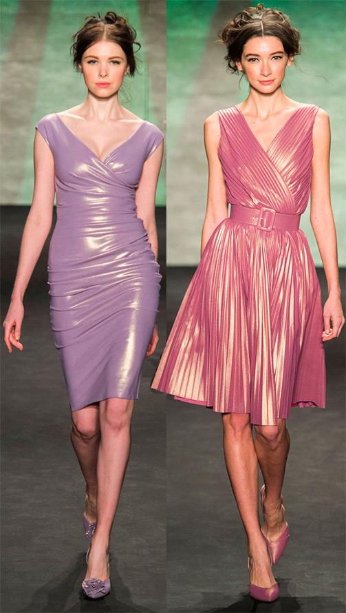 Красивые блестящие платья