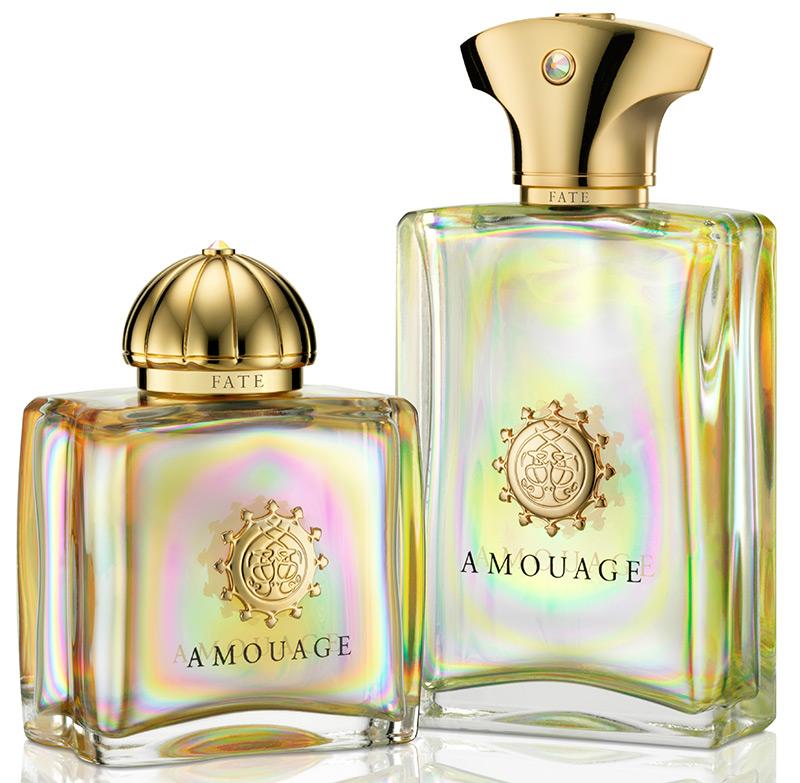 Женский и мужской парфюм Amouage