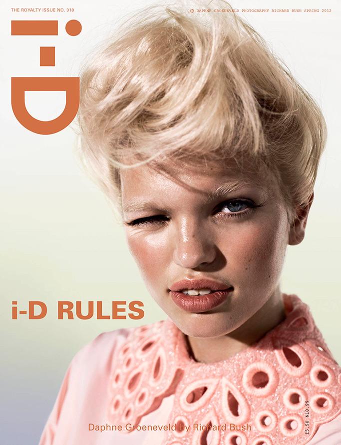 Дафна Гроеневельд – фото с обложки