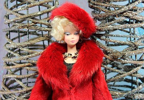 Роскошная теплая одежда для кукол