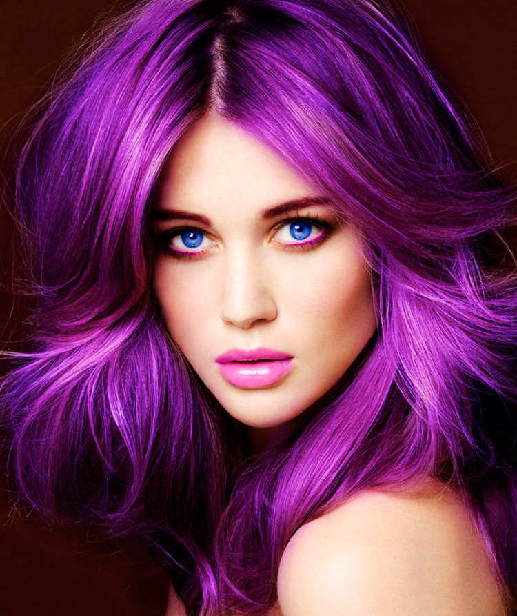 сети обсуждают картинки с разными цветом волос дело столько эстетике