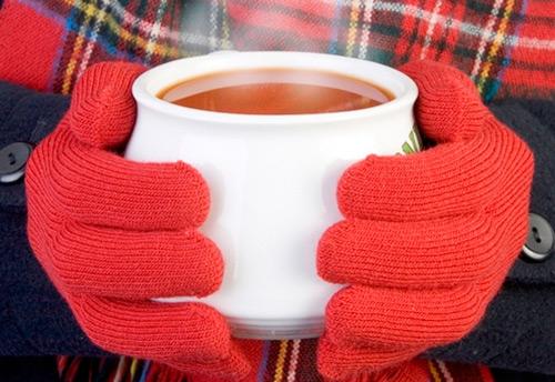 Как правильно питаться в зимнее время?
