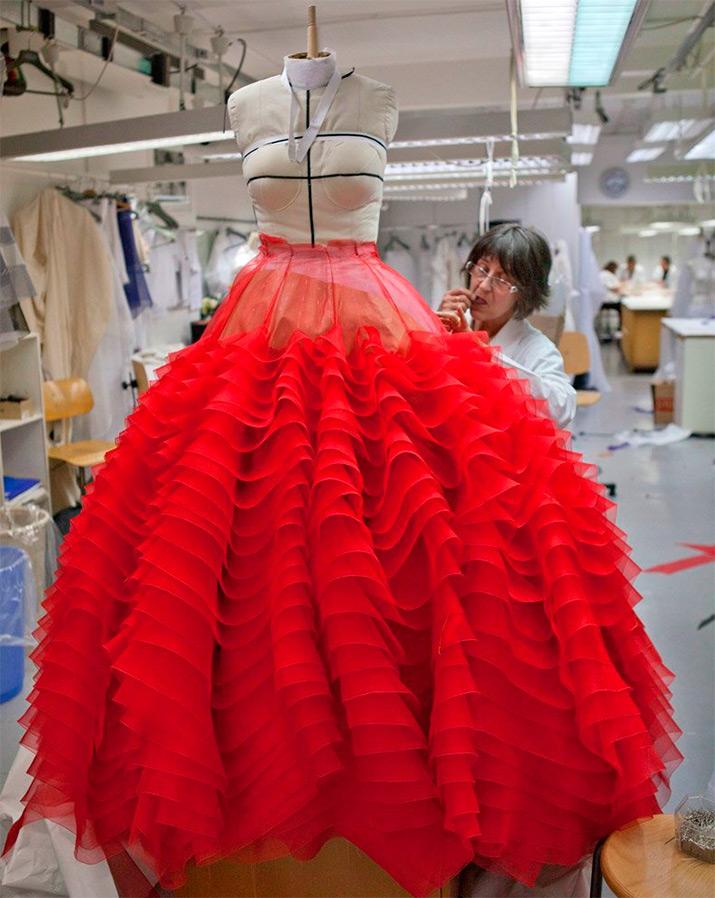 коллекции Christian Dior