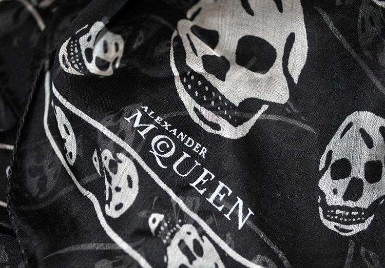 Модный бренд Alexander McQueen