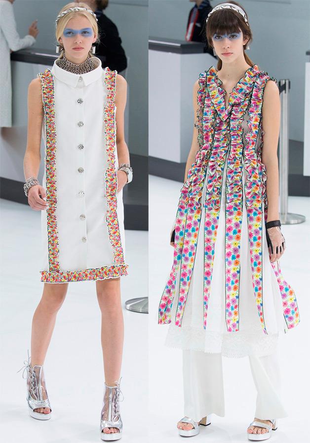 платья от шанель 2016 фото