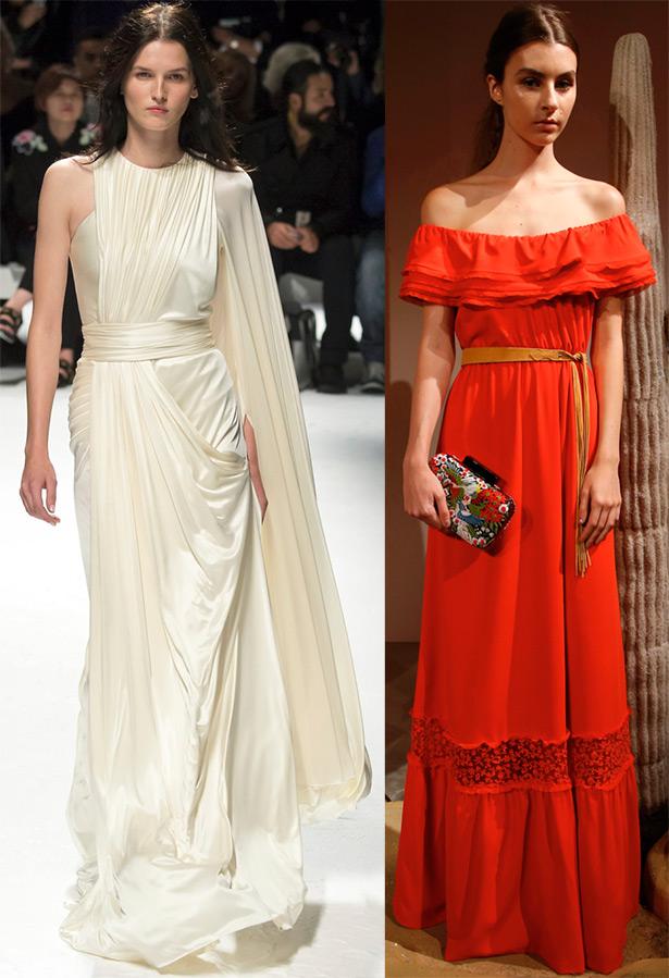 Модные и красивые платья