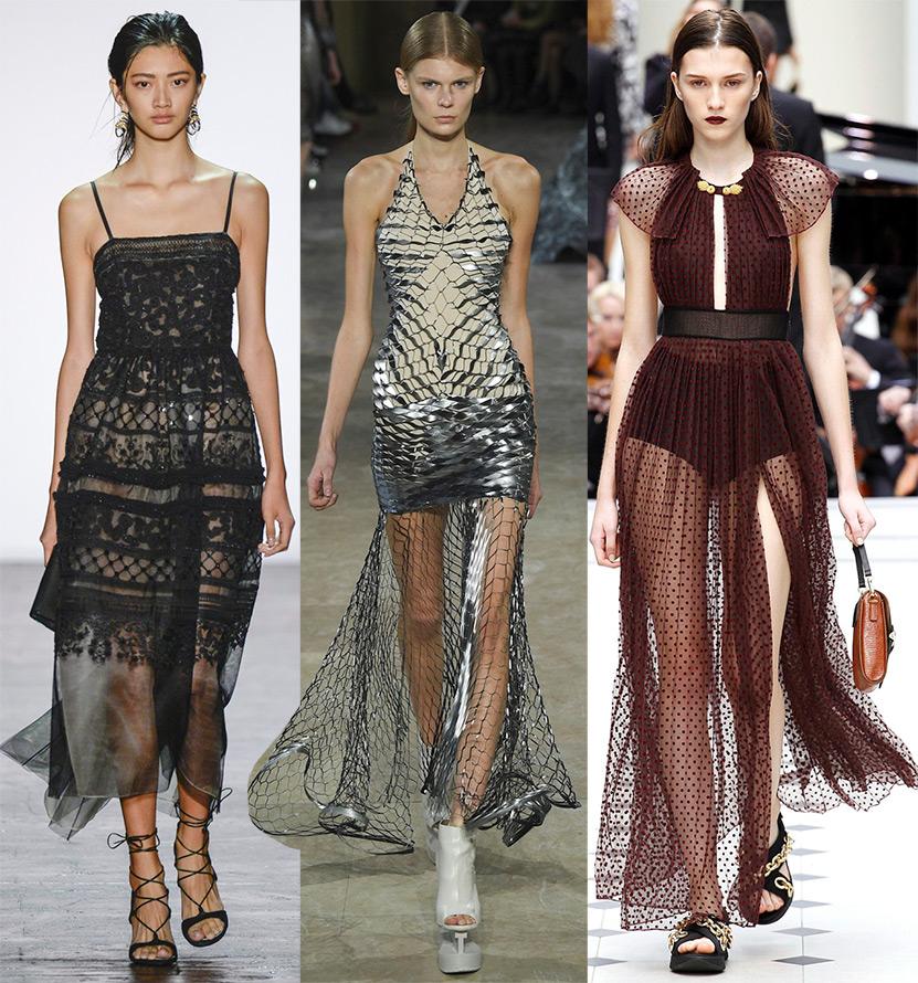 Все лучшие платья весна-лето 2016