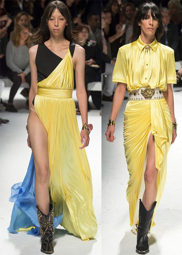 Модные платья Fausto Puglisi