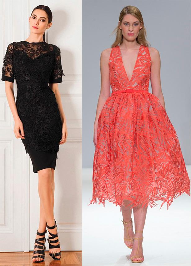 b727367dabbe Модные платья весна-лето 2016 – тенденции и фото