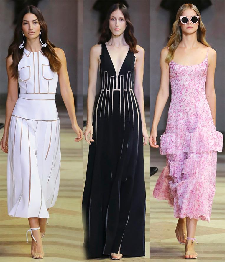 Carolina Herrera платья 2016