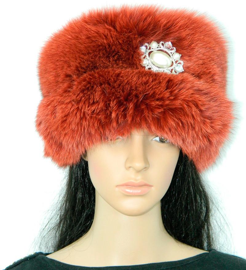 Самые красивые и теплые меховые шапки