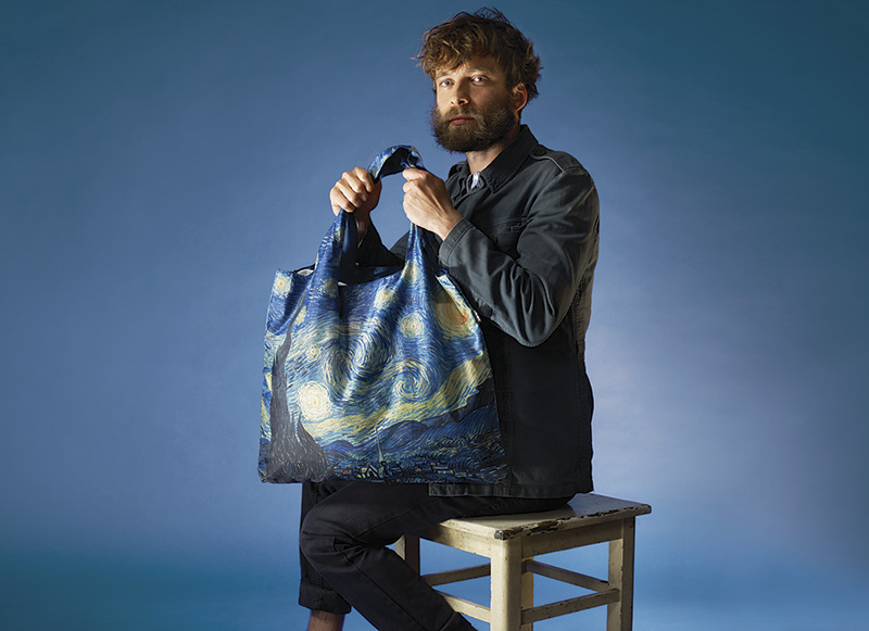 сумки с красивыми принтами