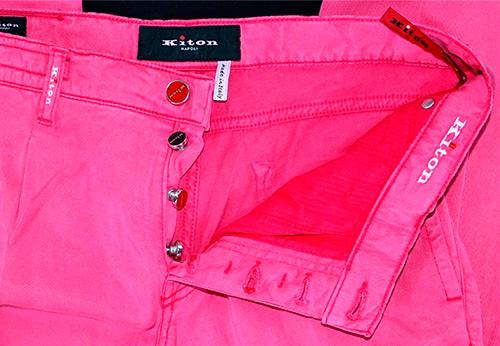 Розовые, фиолетовые и сиреневые джинсы для мужчин