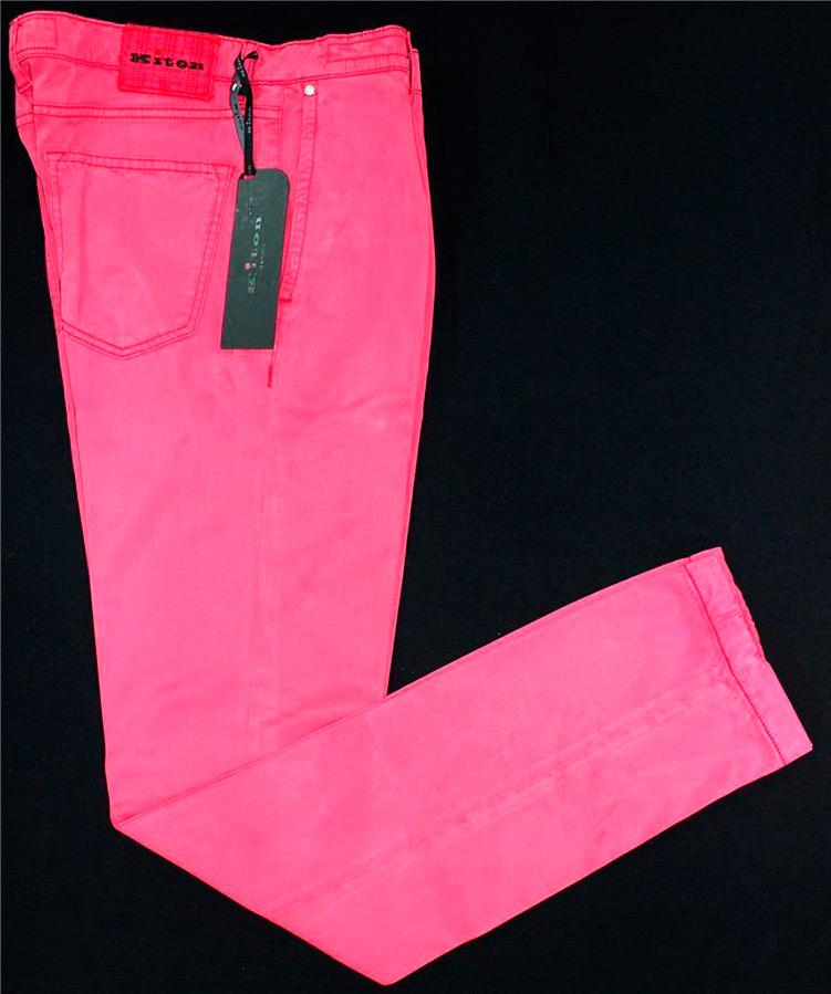Kiton мужские джинсы