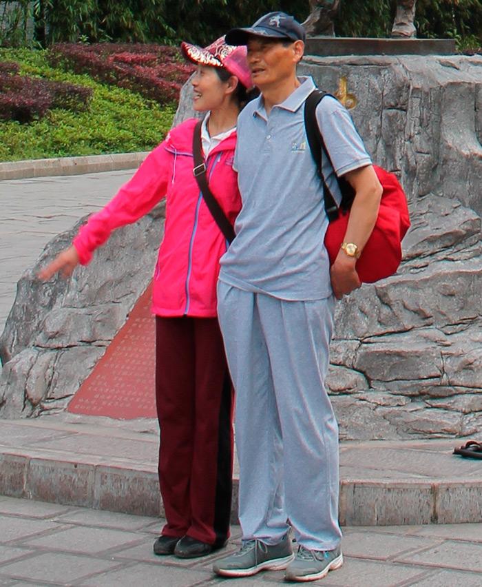 Голая европейка в китайском халатике фото 639-16