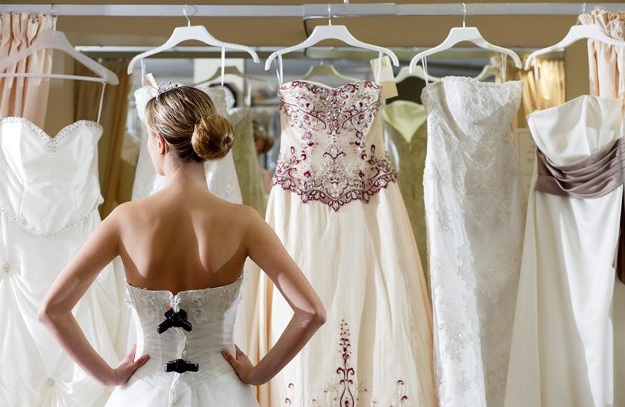 Свадебное платье – советы для выбора