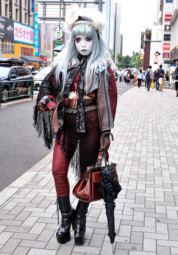 Стиль японских девушек