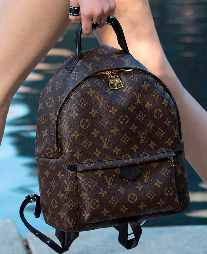 5995bb4650b7 Модные рюкзаки для девушек – 15 лучших моделей