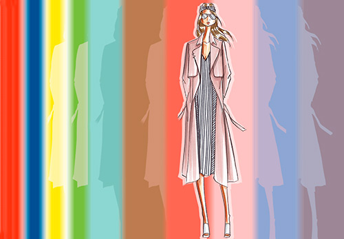 Цветовая палитра модных коллекций 2016