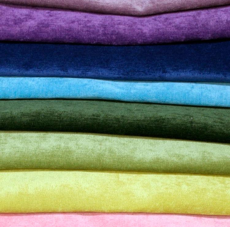 Ткань велюр - свойства, особенности ухода и применения