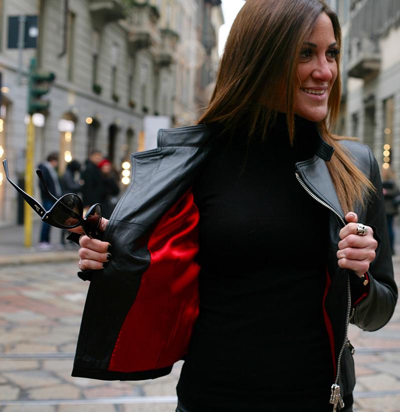 Итальянские кожаные куртки от John Lobel