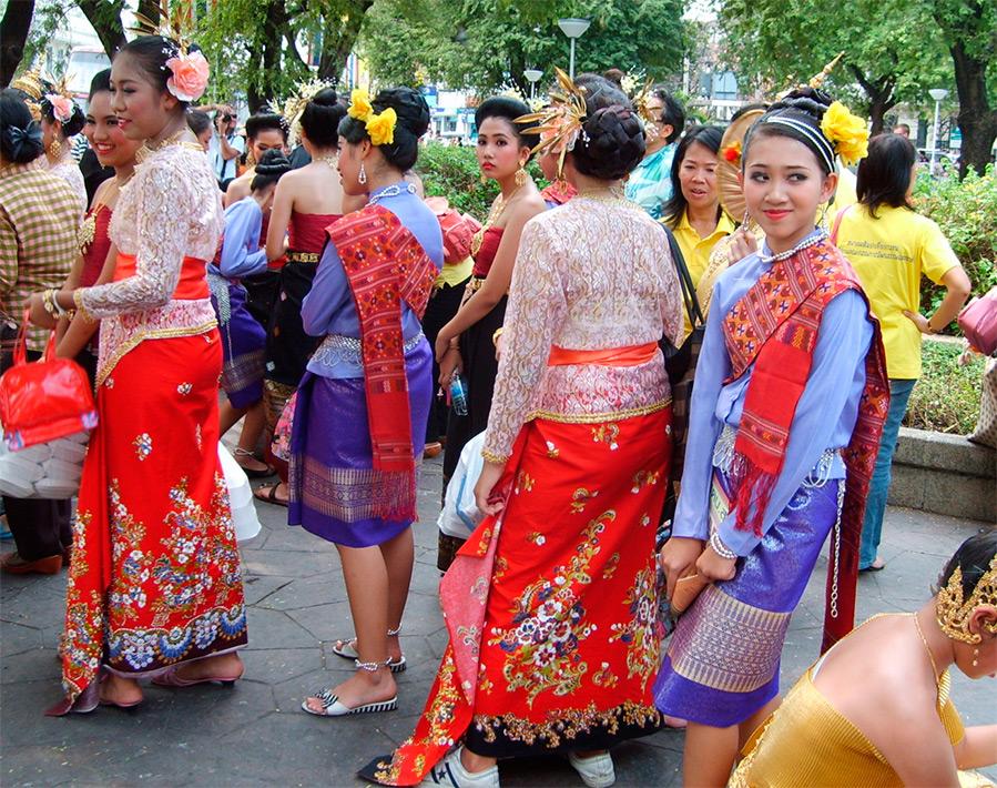тайские девочки порно фото