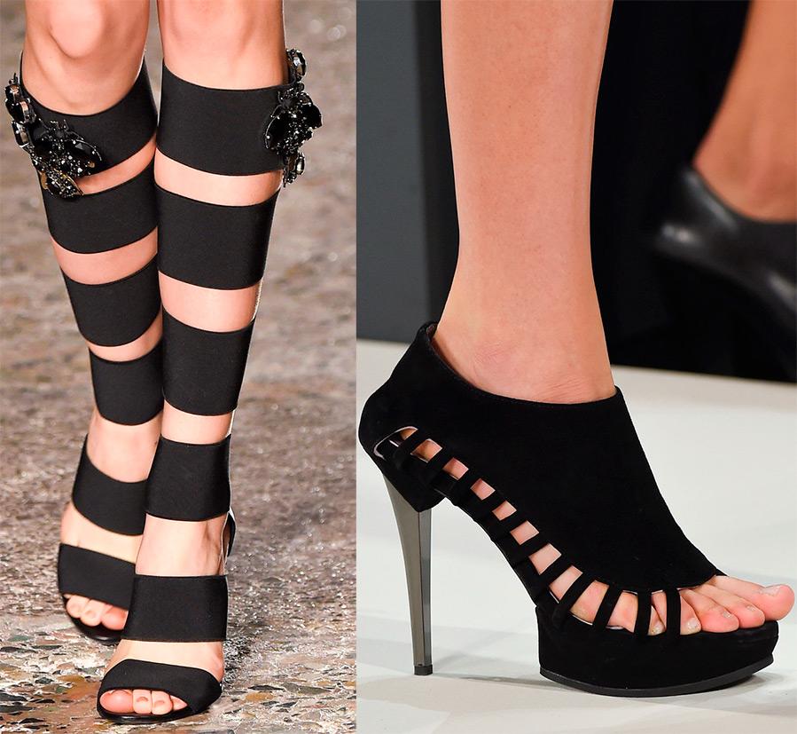 Модная женская обувь весна-лето 2016 – фото и тенденции 2d2d549adb8