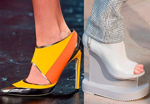 Женская обувь весна-лето 2016 и модные тенденции