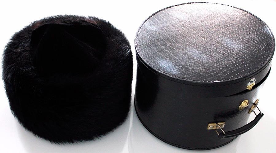 Соболиная шапка