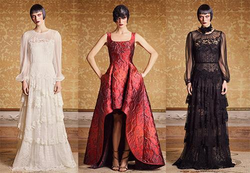 Ведьма от Кутюр – выбираем самые мистические платья