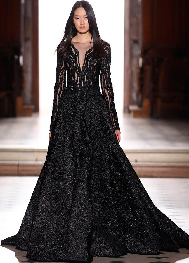 самые мистические платья