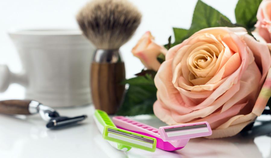 Принципы правильного бритья зоны бикини