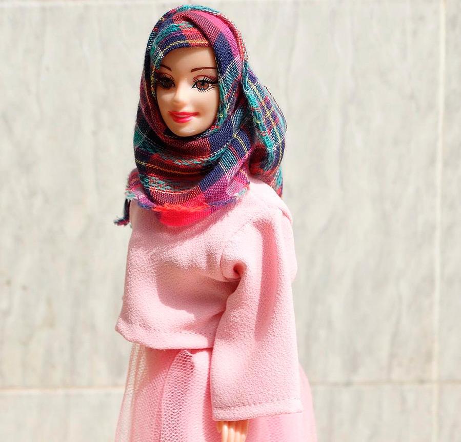 Мусульманские куклы