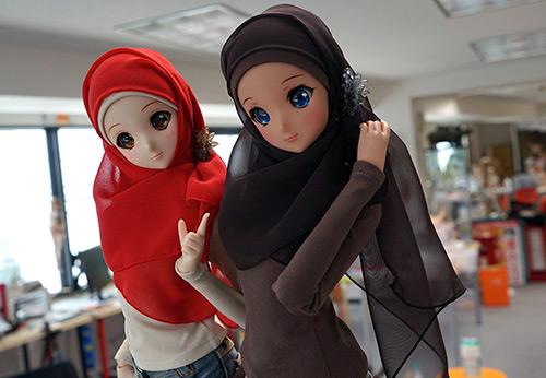 Куклы для православных девочек и мусульманок