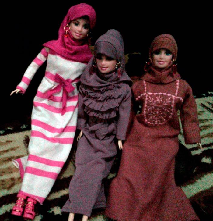 Куклы для мусульманок