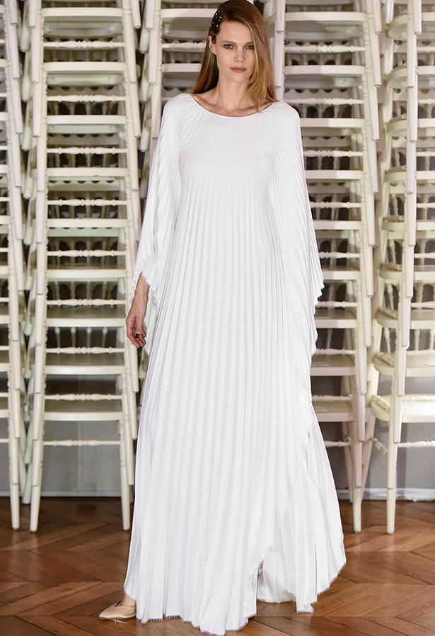 Alexis Mabille белое платье