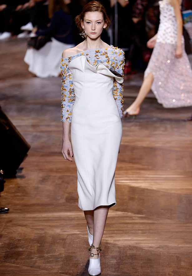 весна-лето из коллекций Haute Couture