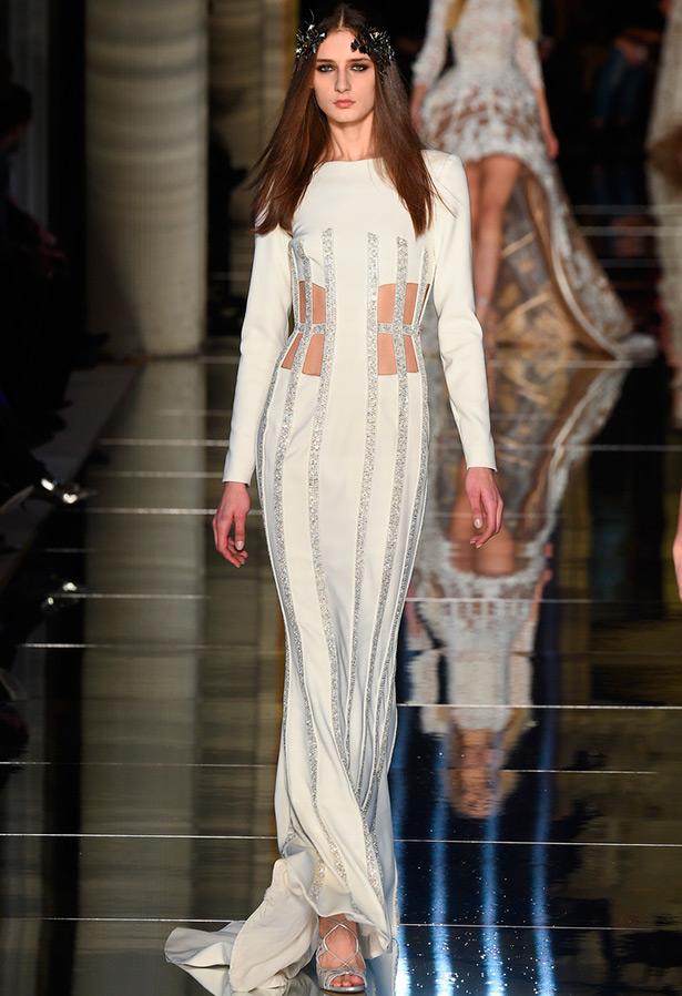 20 белых платьев от Кутюр на весну-лето