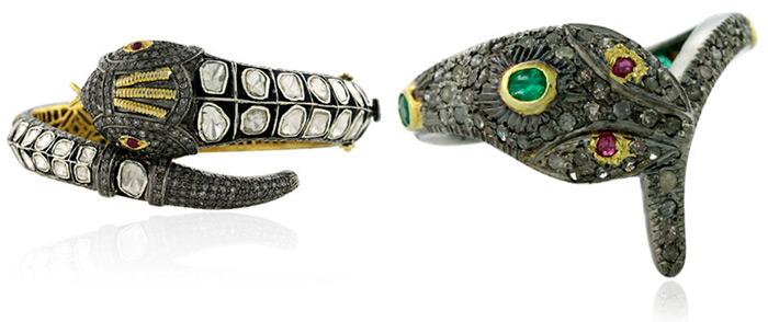змеиные кольца