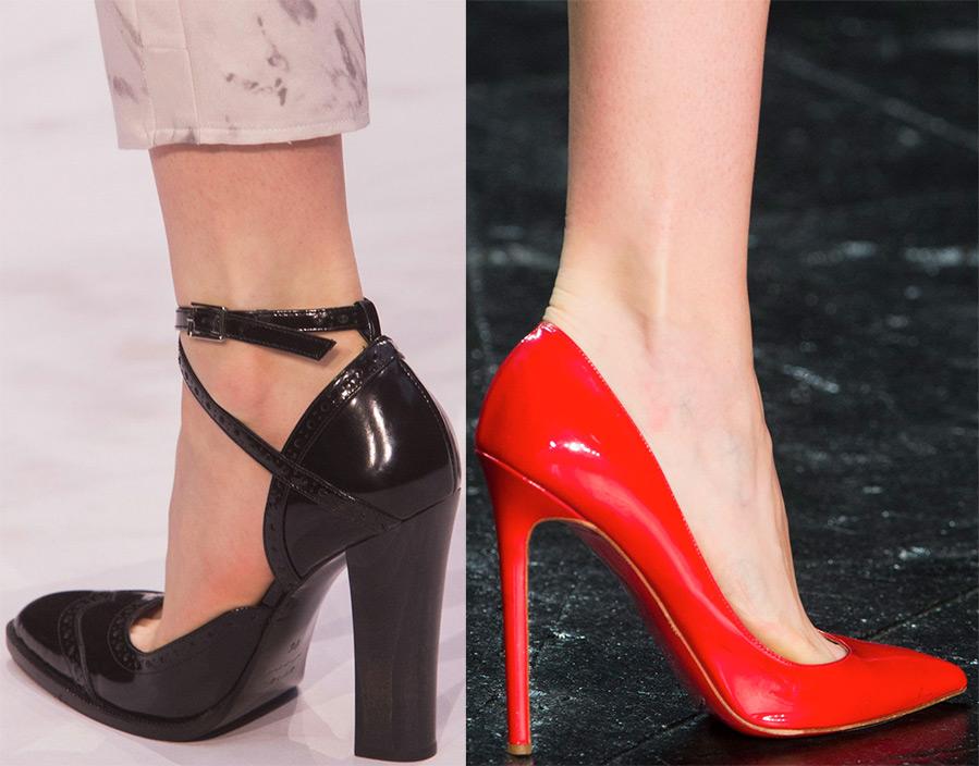 Модные женские туфли 2016