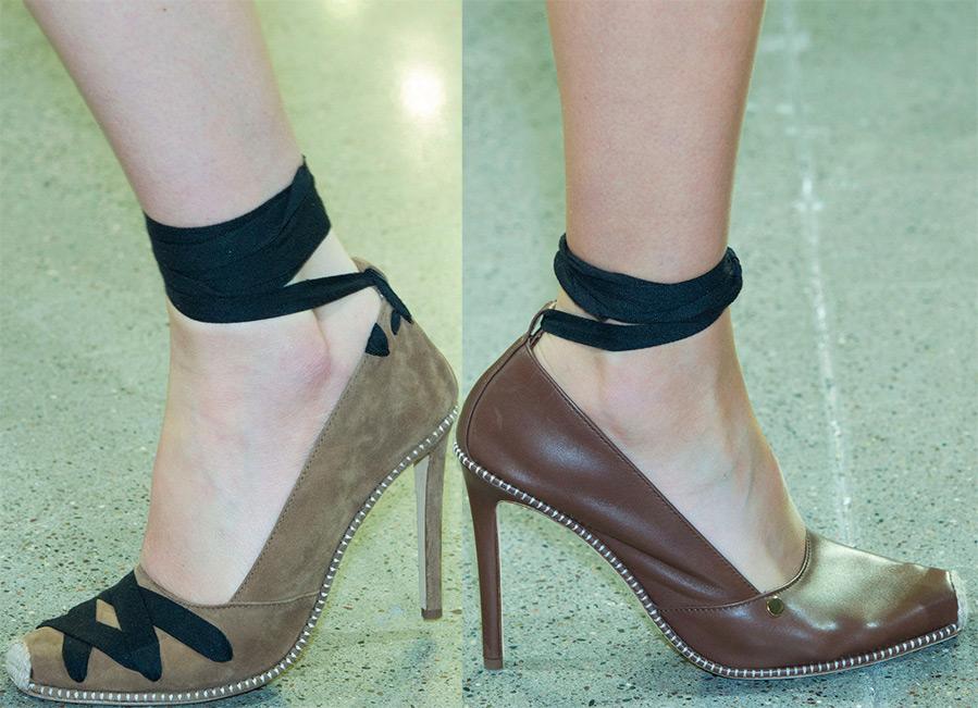 Модные женские туфли Altuzarra