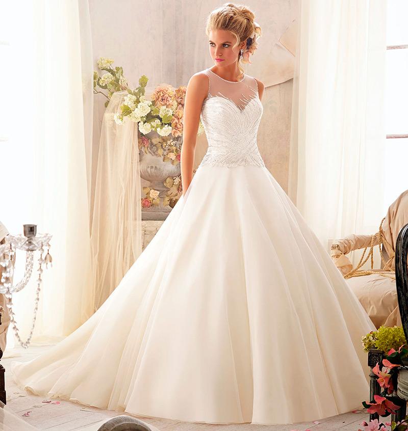 Как я покупала свадебное платье