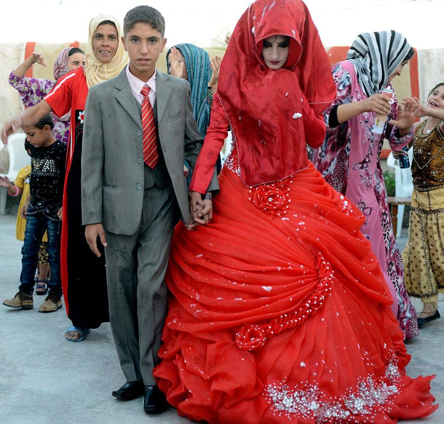 Свадебные образы из разных стран и культур