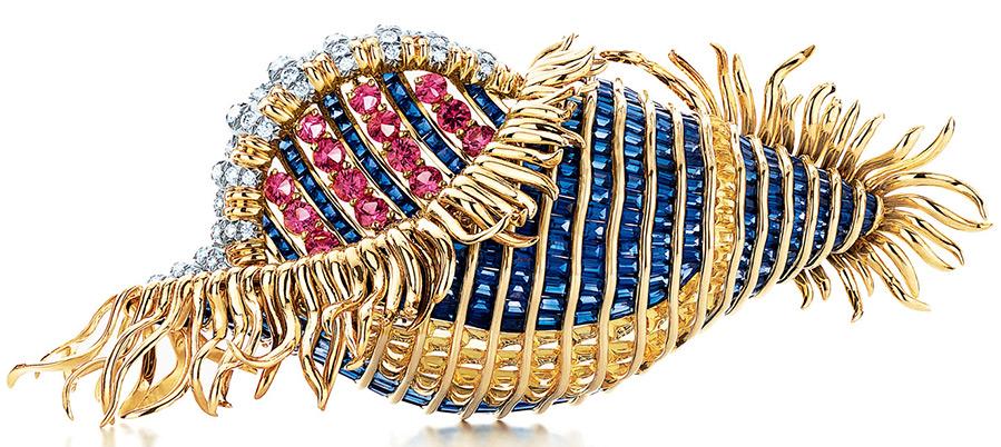 ювелирные украшения в морском стиле