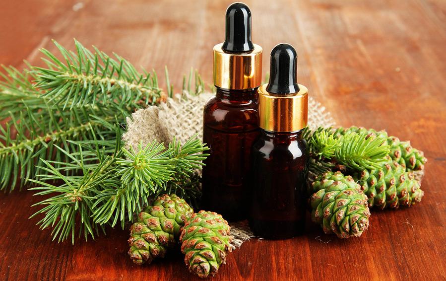 Использование пихтового масла в косметологии