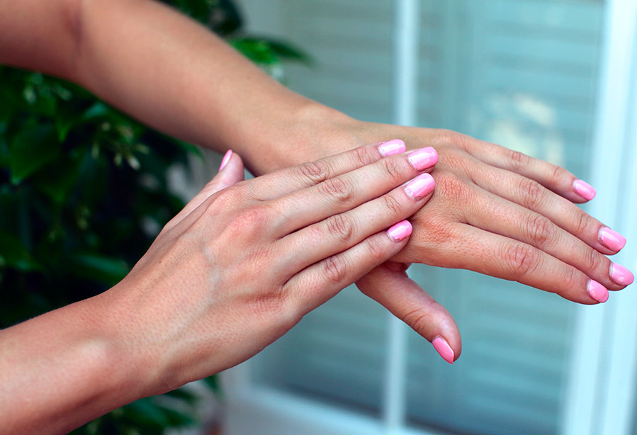 Пихтовое масло для рук и ногтей