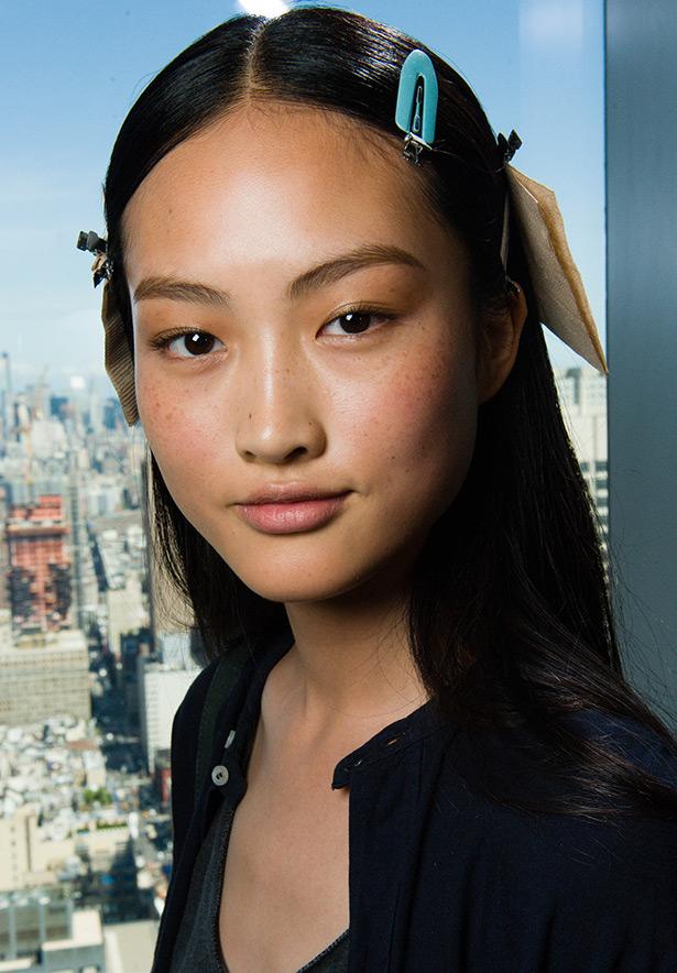 Jing Wen китайская топ-модель