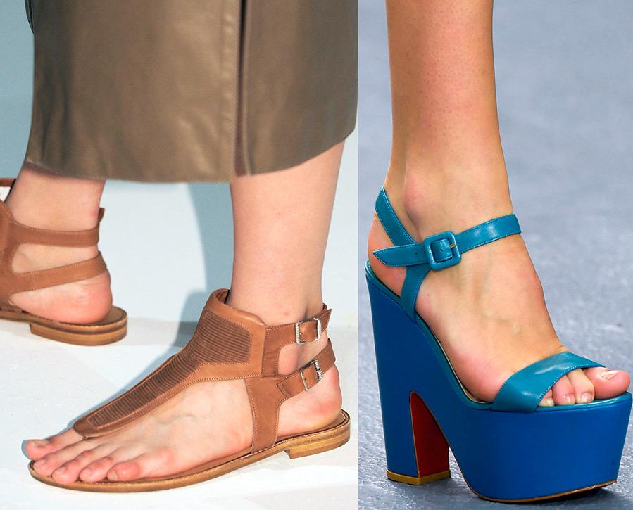 Босоножки, сандалии и другая открытая обувь 2019