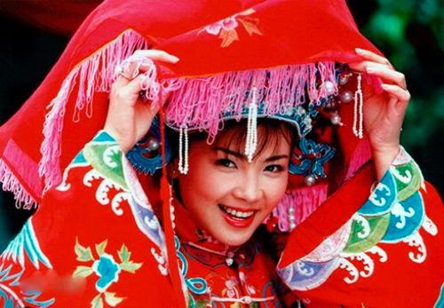 Свадебные платья и традиции в Китае
